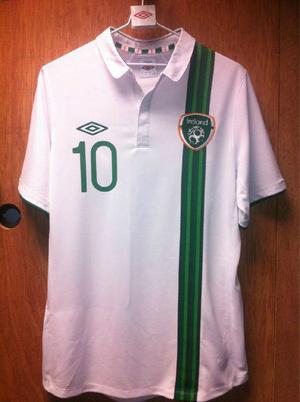 Ierland uitshirt 2012/2013