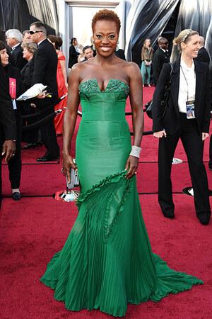 Oscars 2012 Best Dressed Broadsheet Ie