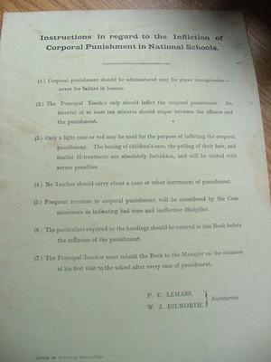 for corporal punishment essays